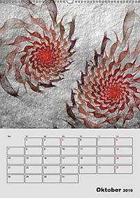 Impressionen auf Stein (Wandkalender 2019 DIN A2 hoch) - Produktdetailbild 10