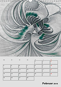 Impressionen auf Stein (Wandkalender 2019 DIN A3 hoch) - Produktdetailbild 2