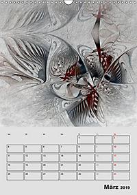 Impressionen auf Stein (Wandkalender 2019 DIN A3 hoch) - Produktdetailbild 3