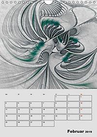 Impressionen auf Stein (Wandkalender 2019 DIN A4 hoch) - Produktdetailbild 2