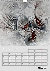Impressionen auf Stein (Wandkalender 2019 DIN A4 hoch) - Produktdetailbild 3