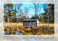 Impressionen aus dem Tister Bauernmoor (Tischkalender 2019 DIN A5 quer) - Produktdetailbild 6