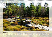 Impressionen aus dem Tister Bauernmoor (Wandkalender 2019 DIN A3 quer) - Produktdetailbild 3