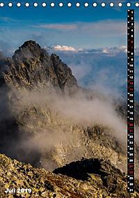 Impressionen aus der Tatra (Tischkalender 2019 DIN A5 hoch) - Produktdetailbild 2