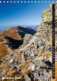 Impressionen aus der Tatra (Tischkalender 2019 DIN A5 hoch) - Produktdetailbild 10