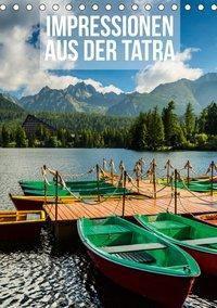 Impressionen aus der Tatra (Tischkalender 2019 DIN A5 hoch), Mikolaj Gospodarek