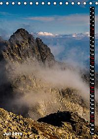 Impressionen aus der Tatra (Tischkalender 2019 DIN A5 hoch) - Produktdetailbild 7