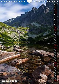 Impressionen aus der Tatra (Wandkalender 2019 DIN A4 hoch) - Produktdetailbild 8