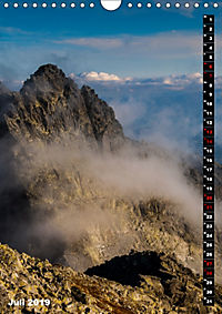 Impressionen aus der Tatra (Wandkalender 2019 DIN A4 hoch) - Produktdetailbild 7