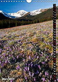 Impressionen aus der Tatra (Wandkalender 2019 DIN A4 hoch) - Produktdetailbild 3