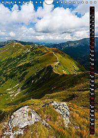Impressionen aus der Tatra (Wandkalender 2019 DIN A4 hoch) - Produktdetailbild 6