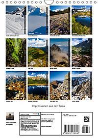 Impressionen aus der Tatra (Wandkalender 2019 DIN A4 hoch) - Produktdetailbild 13