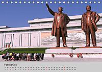 Impressionen aus Nordkorea (Tischkalender 2019 DIN A5 quer) - Produktdetailbild 2