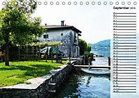Impressionen aus Orta San Giulio (Tischkalender 2019 DIN A5 quer) - Produktdetailbild 9