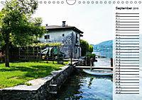 Impressionen aus Orta San Giulio (Wandkalender 2019 DIN A4 quer) - Produktdetailbild 1