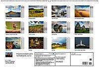 Impressionen aus Schottland (Wandkalender 2019 DIN A2 quer) - Produktdetailbild 13