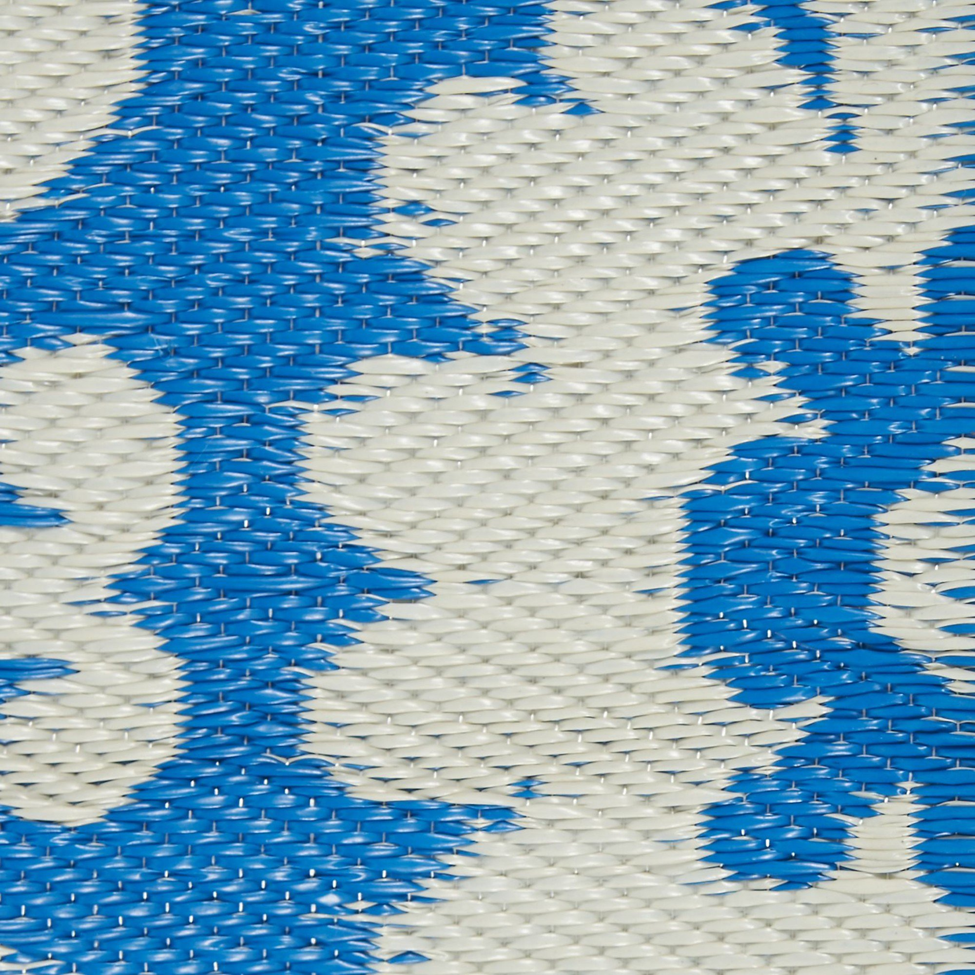 IMPRESSIONEN Living Outdoor Teppich Blau 120 X 180 Cm