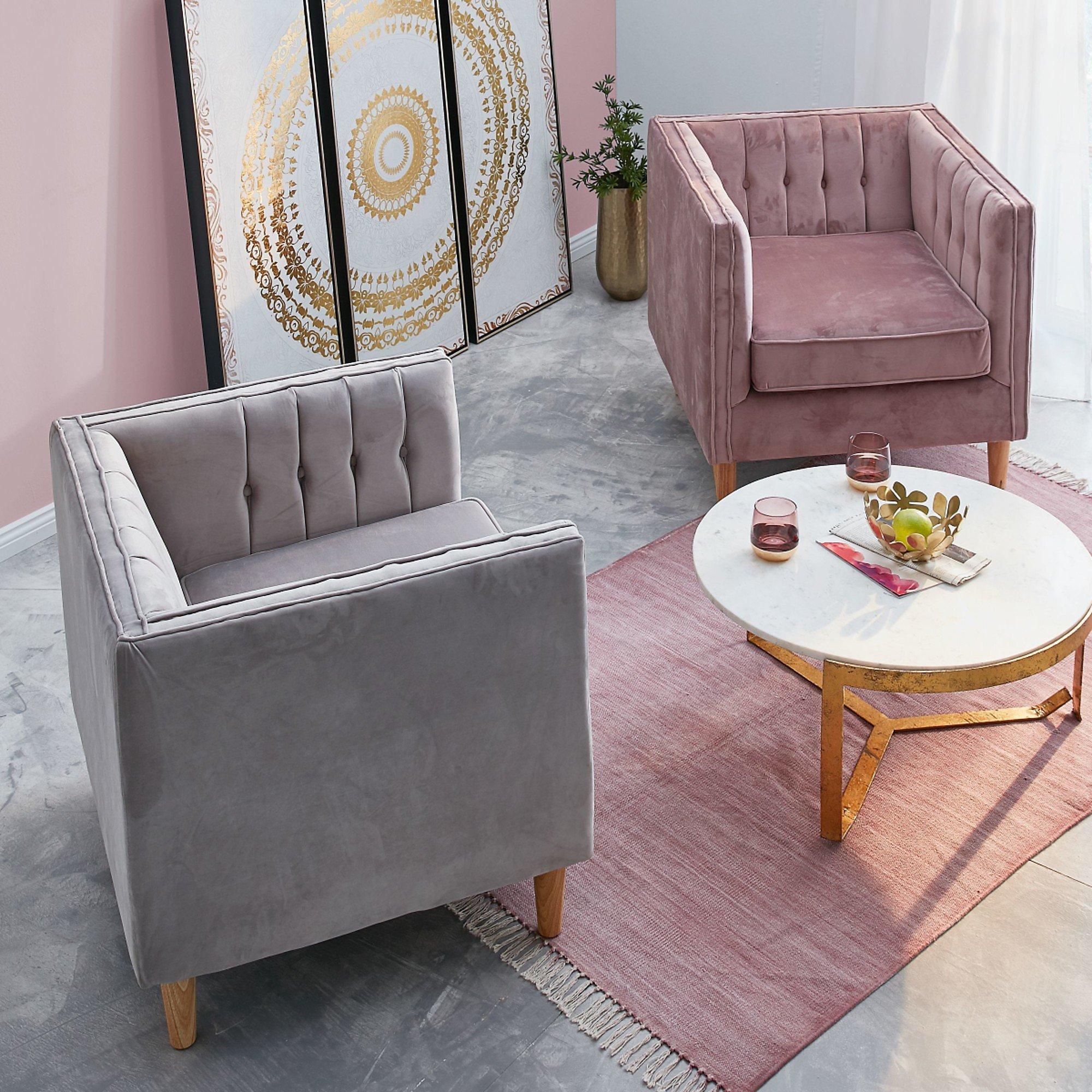 Impressionen Living Sessel Cubus Grau Bestellen Weltbild De