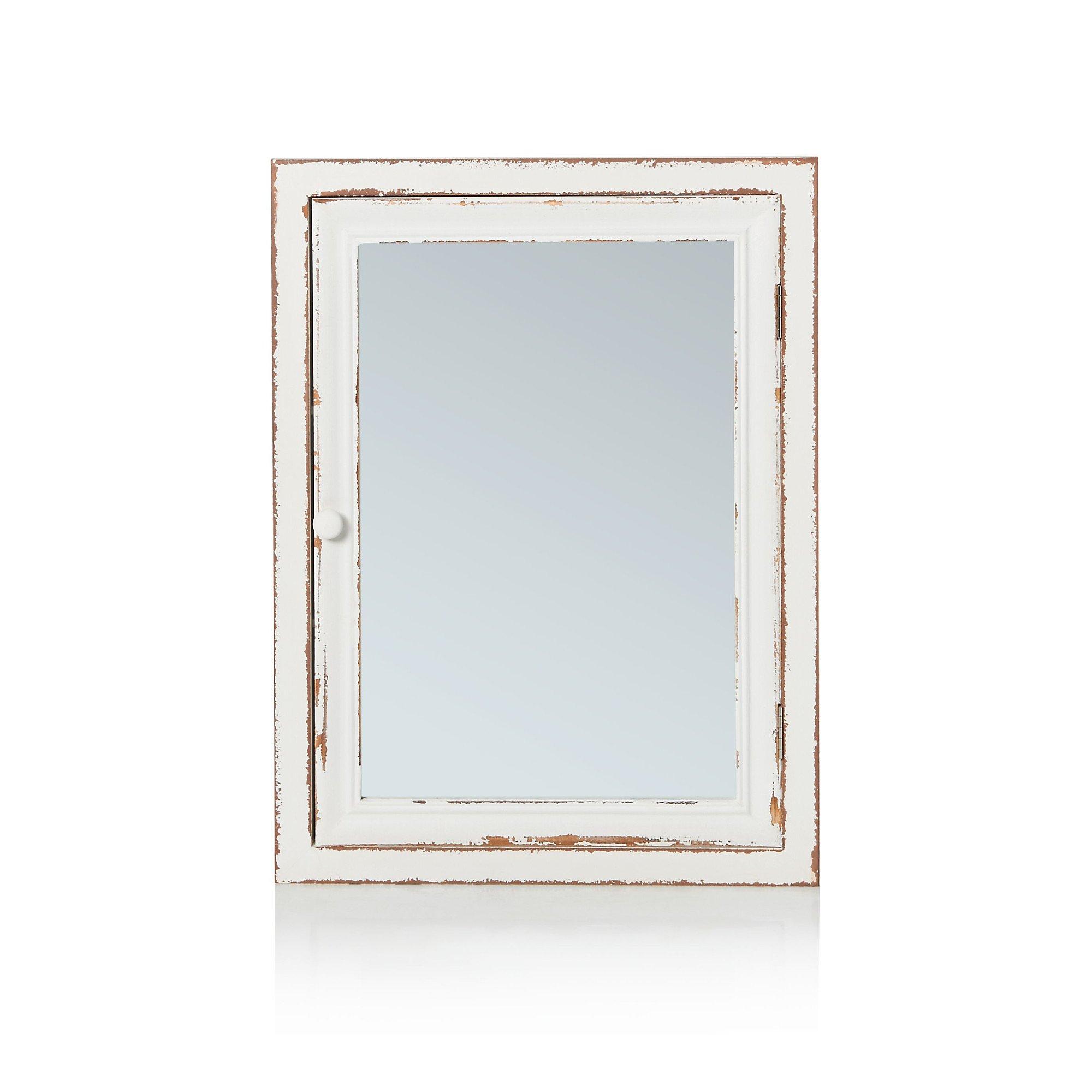 IMPRESSIONEN living Spiegelschrank Weiß bestellen | Weltbild.de