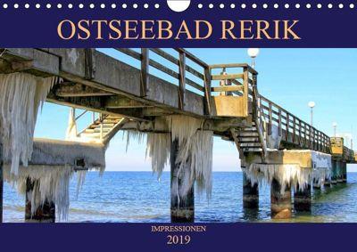 Impressionen Ostseebad Rerik (Wandkalender 2019 DIN A4 quer), Holger Felix