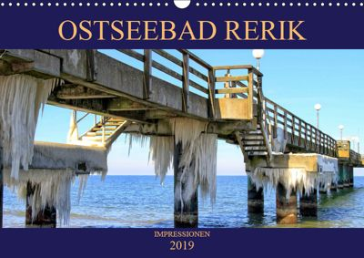 Impressionen Ostseebad Rerik (Wandkalender 2019 DIN A3 quer), Holger Felix
