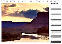 Impressionen vom Colorado River (Tischkalender 2019 DIN A5 quer) - Produktdetailbild 1