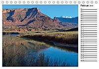 Impressionen vom Colorado River (Tischkalender 2019 DIN A5 quer) - Produktdetailbild 2
