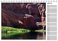 Impressionen vom Colorado River (Tischkalender 2019 DIN A5 quer) - Produktdetailbild 7