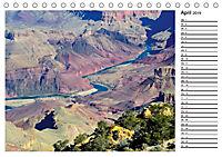 Impressionen vom Colorado River (Tischkalender 2019 DIN A5 quer) - Produktdetailbild 4