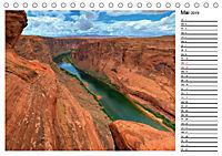 Impressionen vom Colorado River (Tischkalender 2019 DIN A5 quer) - Produktdetailbild 5
