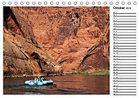 Impressionen vom Colorado River (Tischkalender 2019 DIN A5 quer) - Produktdetailbild 10