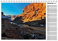 Impressionen vom Colorado River (Tischkalender 2019 DIN A5 quer) - Produktdetailbild 12