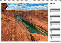 Impressionen vom Colorado River (Wandkalender 2019 DIN A3 quer) - Produktdetailbild 5