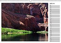 Impressionen vom Colorado River (Wandkalender 2019 DIN A3 quer) - Produktdetailbild 7