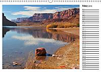 Impressionen vom Colorado River (Wandkalender 2019 DIN A3 quer) - Produktdetailbild 3