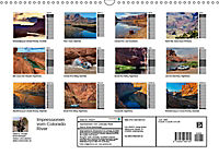 Impressionen vom Colorado River (Wandkalender 2019 DIN A3 quer) - Produktdetailbild 13