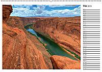Impressionen vom Colorado River (Wandkalender 2019 DIN A2 quer) - Produktdetailbild 5