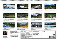 Impressionen vom HINTERSEE und ZAUBERWALD Panoramabilder (Wandkalender 2019 DIN A2 quer) - Produktdetailbild 13