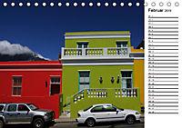 Impressionen vom Kap (Tischkalender 2019 DIN A5 quer) - Produktdetailbild 2
