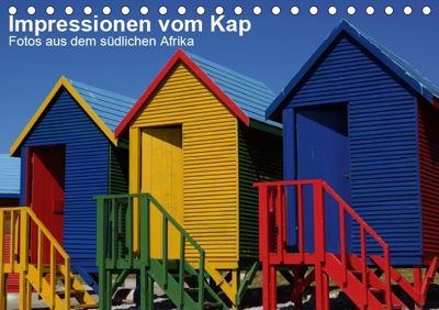 Impressionen vom Kap (Tischkalender 2019 DIN A5 quer), Andreas Werner