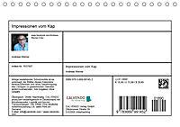 Impressionen vom Kap (Tischkalender 2019 DIN A5 quer) - Produktdetailbild 13