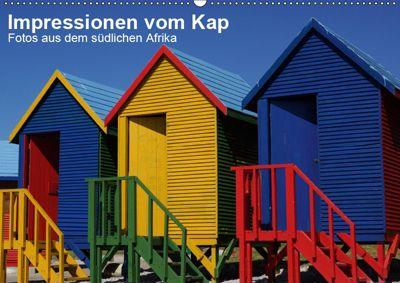 Impressionen vom Kap (Wandkalender 2019 DIN A2 quer), Andreas Werner