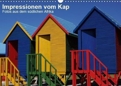 Impressionen vom Kap (Wandkalender 2019 DIN A3 quer), Andreas Werner