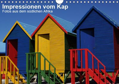 Impressionen vom Kap (Wandkalender 2019 DIN A4 quer), Andreas Werner