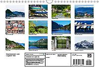 Impressionen vom Luganer See (Wandkalender 2019 DIN A4 quer) - Produktdetailbild 3