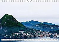 Impressionen vom Luganer See (Wandkalender 2019 DIN A4 quer) - Produktdetailbild 4