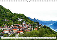 Impressionen vom Luganer See (Wandkalender 2019 DIN A4 quer) - Produktdetailbild 13