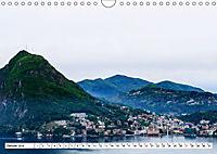 Impressionen vom Luganer See (Wandkalender 2019 DIN A4 quer) - Produktdetailbild 1