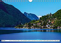 Impressionen vom Luganer See (Wandkalender 2019 DIN A4 quer) - Produktdetailbild 7
