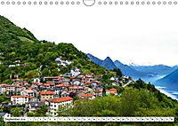 Impressionen vom Luganer See (Wandkalender 2019 DIN A4 quer) - Produktdetailbild 9
